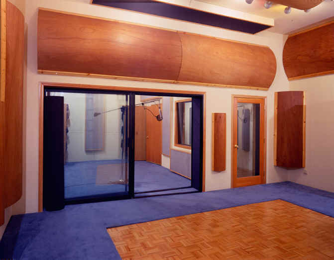 tracking main room