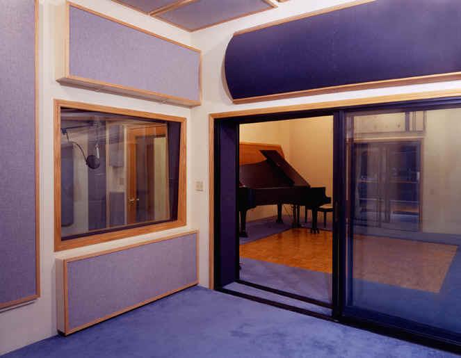 tracking studio b